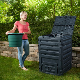 Composted properly