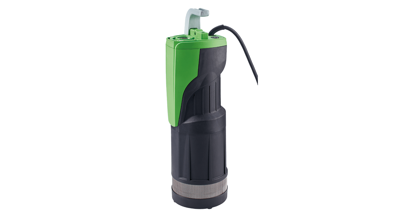 Mains Water Pressure >> Submersible pressure pump 1000 E from GRAF